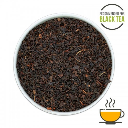 Organic Glow Flakes Black Tea