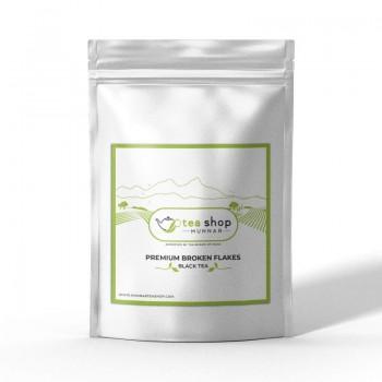 Premium Broken Flakes - Munnar Tea