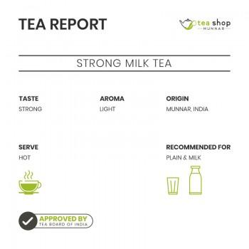 Strong Milk Tea