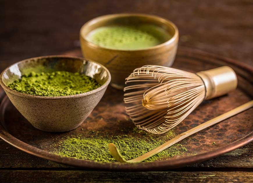 Four Ways to Enjoy Matcha Tea